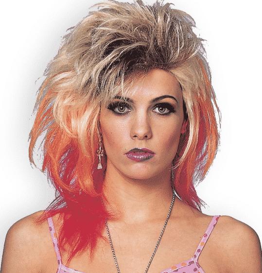Peinados De Los 80 La Moda Mas Divertida De Todas Las Epocas