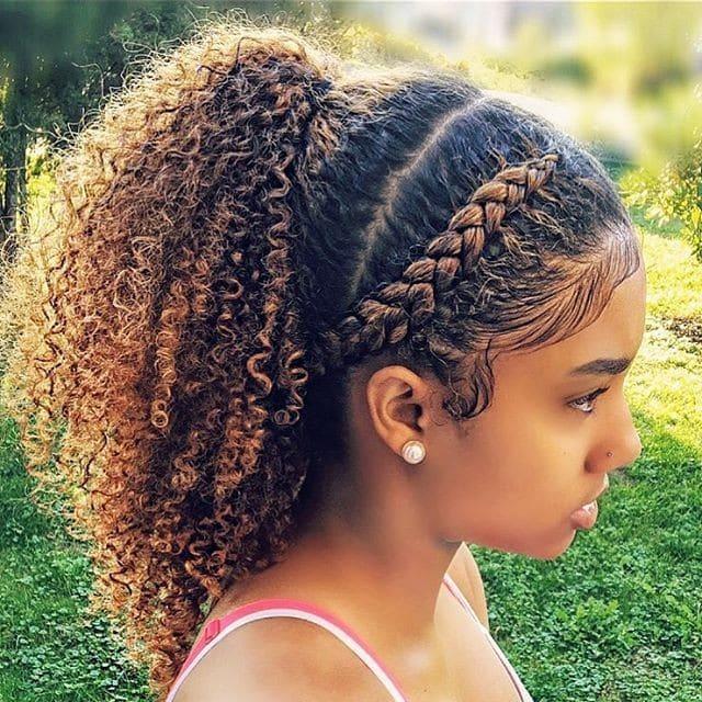 3 Peinados Bonitos Para Ir A La Escuela Que Puedes Hacer