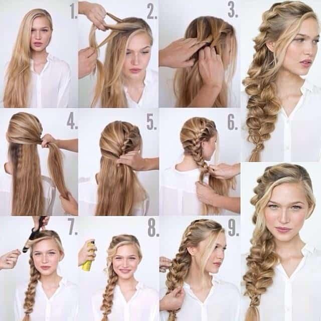3 Peinados Bonitos Para Ir A La Escuela Que Puedes Hacer Tu Misma