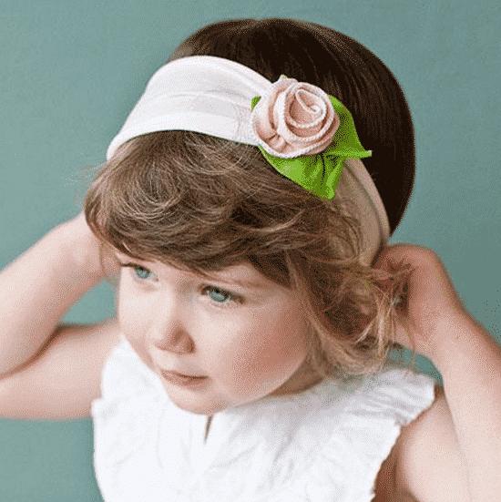 peinados para bebe: ¡toda una real princesa desde su nacimiento!