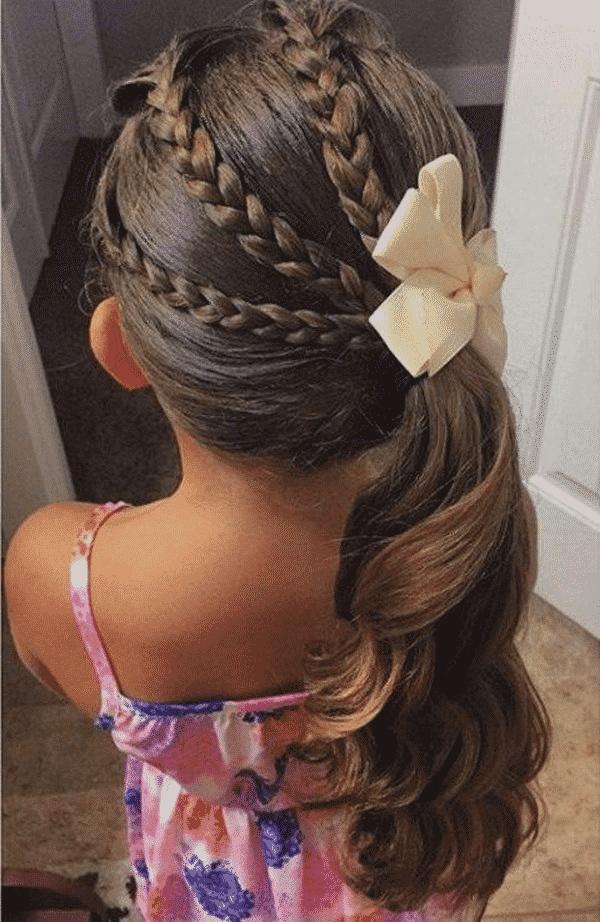 10 Peinados Para La Escuela Para Ninas Y Otras Opciones Para Ninos
