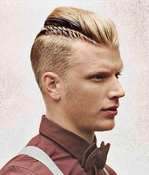 Peinados Con Trenzas Para Hombres Muy Versatiles