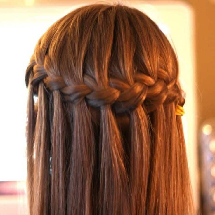 16 peinados con trenzas pelo largo muy chic - Trenzas Pelo Largo