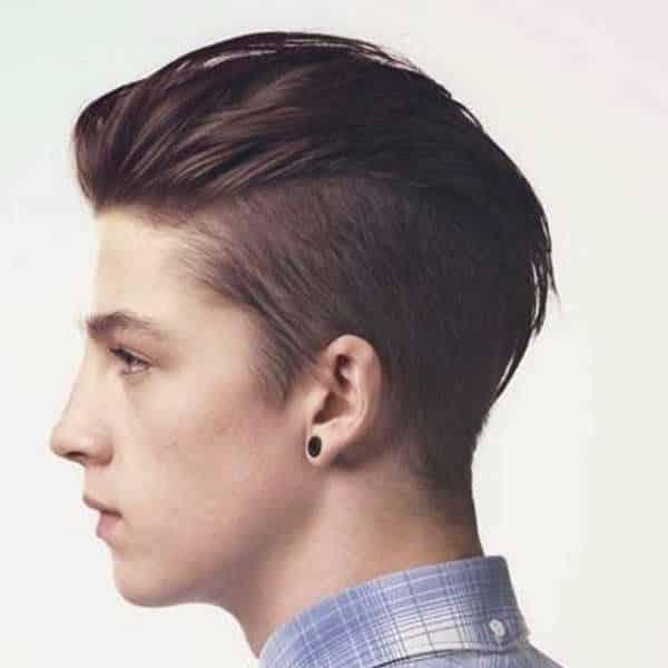 Que Son Los Peinados Hacia Atrás Como Fijarlos Y Porque