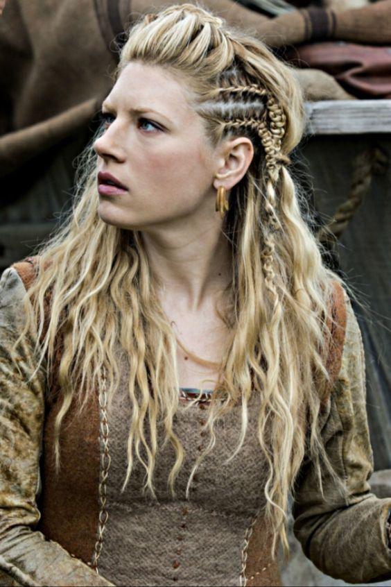 Sensacional peinados vikingos mujer Imagen de cortes de pelo tutoriales - Cambia El Look A Un Poco Desenfrenado Con Los Peinados ...