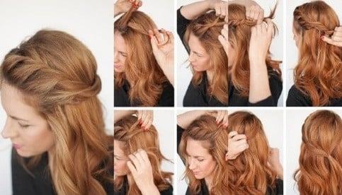 14 Peinados Juveniles Con Trenzas Para Lucir Fresca A Cualquier Edad