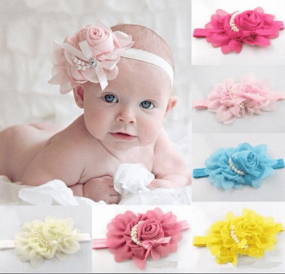 Como Hacer Diademas Para Bebes Amazing Cinta De Pelo Para Bebes