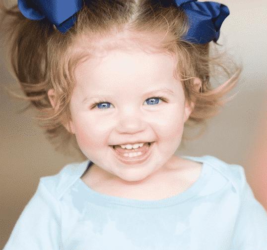 Peinados para bebes de siete meses