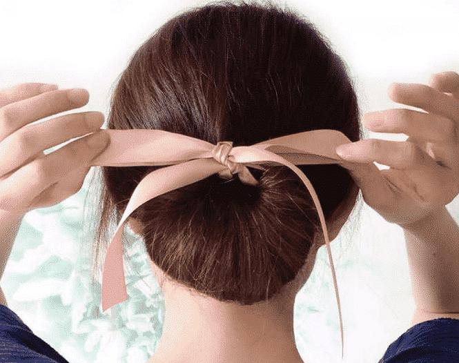 4 Peinados Con Ligas Y Cintas Paso A Paso Que Te Haran Lucir Hermosa