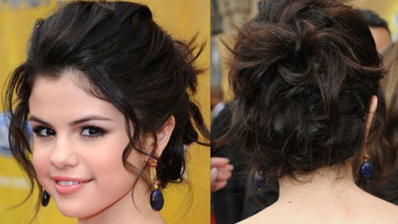 Peinados cabello corto y cara redonda